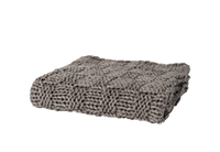 Christer Wool Blend Throw