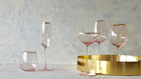 Crystal White Wine Glass (Set of 4)