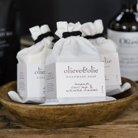 Olieve and Olie Bar Soap (3 Pack)