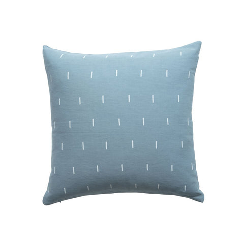 Cadet Blue Dash Cushion