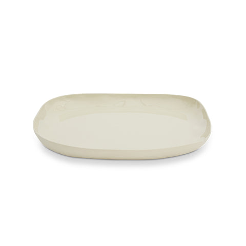 Cloud Square Plate Large