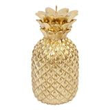 Gold Pineapple Candle