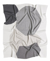 The Hudson Baby Blanket Grey
