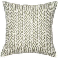 Eadie Leaf Cushion