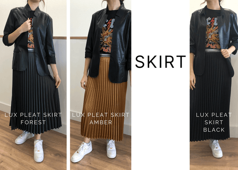 Pleated Skirt (365 Days)