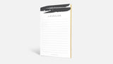 Shopping Note Pad