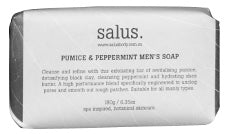 Salus Pumice and Peppermint Mens Soap