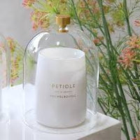 SoH White Matte Candle