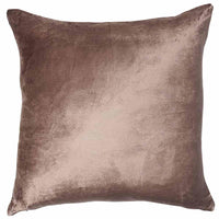 Precious Metallic Velvet Cushion (60 x 60 cm)