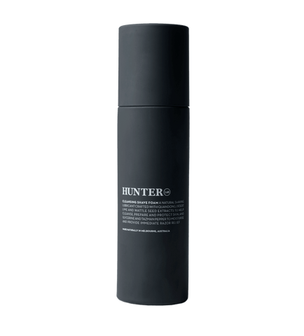 Hunter Cleansing Shave Foam