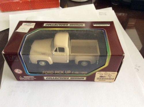 ROAD LEGENDS COLLECTORS EDITION 1953 FORD F-100 PICKUP 1/43 SCALE DIECAST L@@K