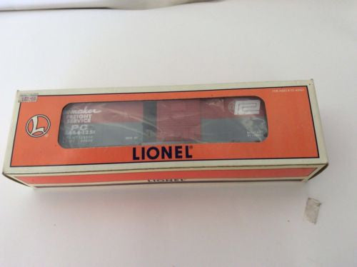 "LIONEL #6464-125 NYC (NEW YORK CENTRAL) ""Pacemaker"" boxcar"