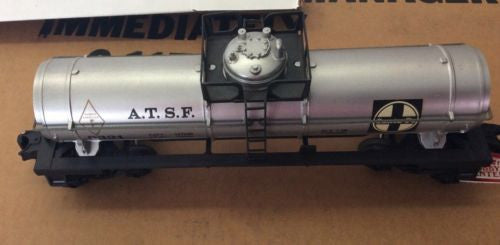 LIONEL TRAINS NO. 9321 FAMOUS AMERICAN RAILROAD SERIES SINGLE DOME TANK CAR