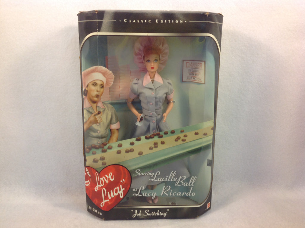 "I Love Lucy Doll Episode 39: ""Job Switching"""