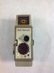 Vintage Bell & Howell 8mm Movie Camera