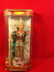 Dolls of the World Collector Edition Thai Barbie Doll