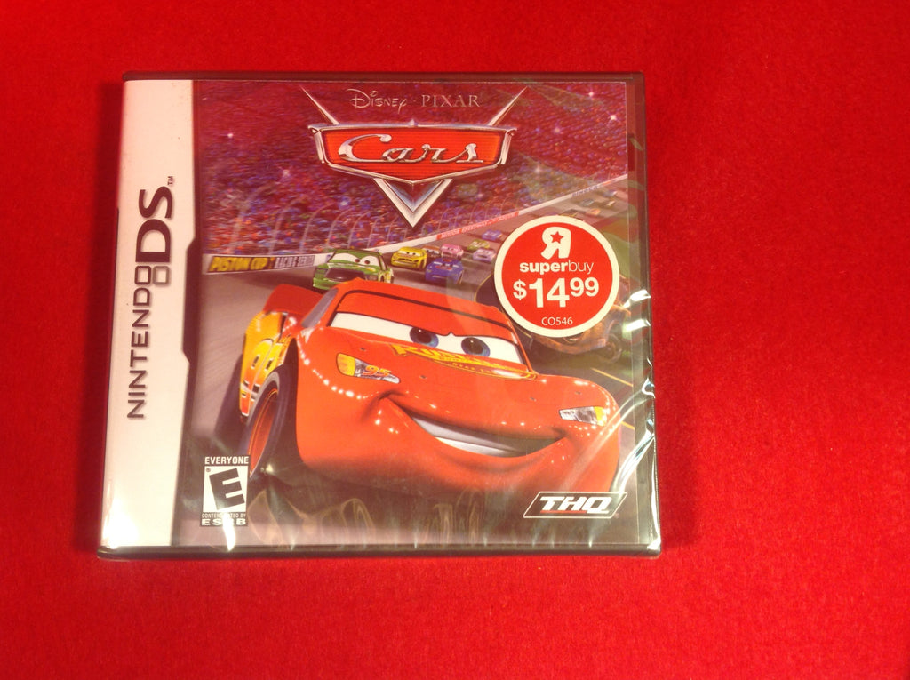 Nintendo DS Cars Game. Brand New in Box