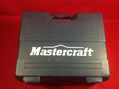 "Mastercraft 4.5"" Angle Grinder with Cutting Disc and Case"