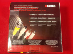 Lorex All In One Universal Surveillance Extension Cable Solution.