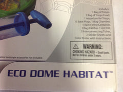 Smithsonian Eco Dome Habitat. Brand New in Box.