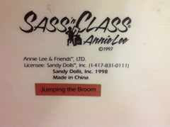 Sass'n Class by Annie Lee Jumping the Broom