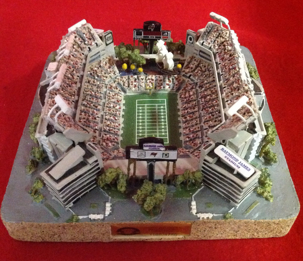 Sport Collectors Guild Stadium Collectible Limited Edition