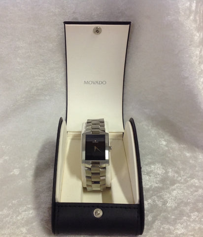 Men's Movado Eliro Stainless Steel Watch