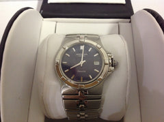 Mens Raymond Weil Stainless Geneve Watch.