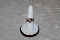 Marquee Diamond Bridal Ring