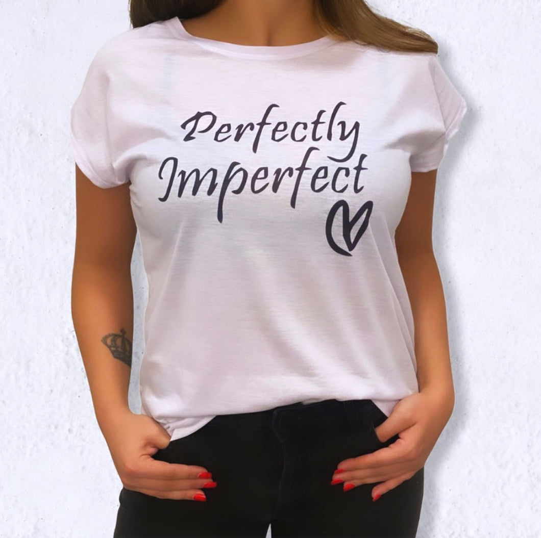 Remera Perfectly Imperfect