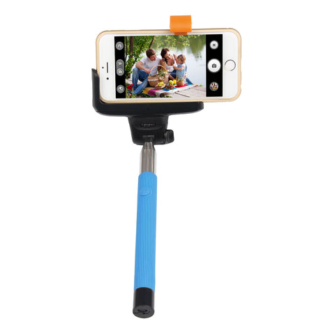 Bluetooth enables selfie stick