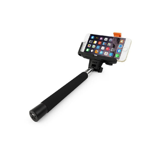 Selfie Stick - Wireless Bluetooth Remote for mobile phones