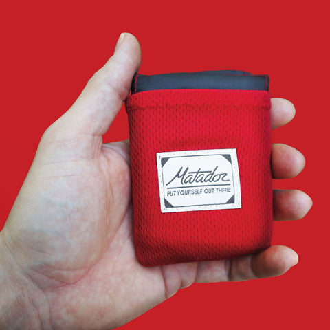 Matador Travel Pocket Blanket Compact for Travel Beach Festival Picnic Summer
