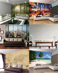 Wallpaper Mural Photo Giant Wall Decor Paper Poster Living