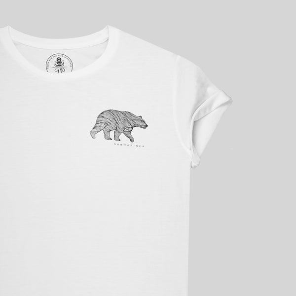 Bear T-Shirt - Detail | Submariner