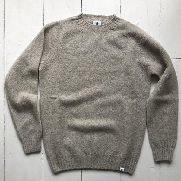 Beuafort Oatmeal Sweater