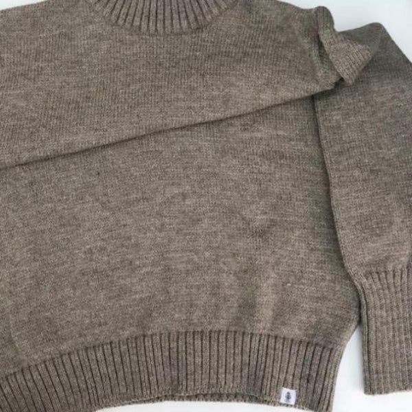 Coastal Patrol Sweater Open