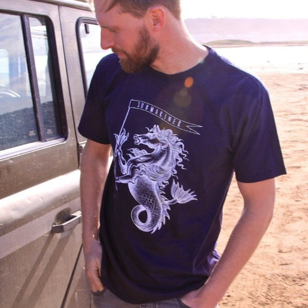 Seahorse T-Shirt - Model | Submariner