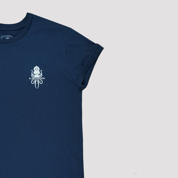 Octo T-Shirt - Front Deteail | Submariner