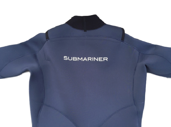 The Traveller Wetsuit Summer Edition - Back