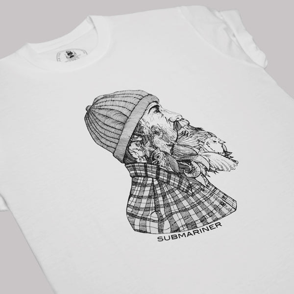 Bear T-Shirt - Side | Submariner