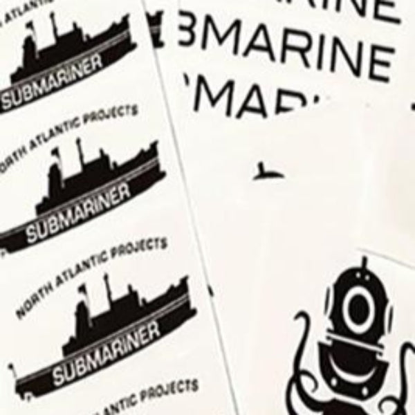Submariner stickers
