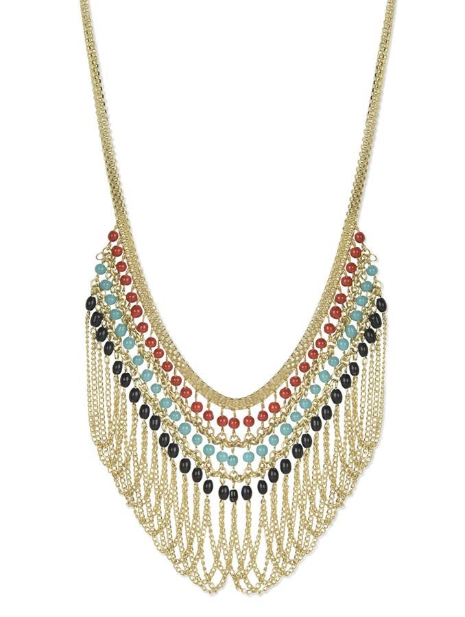 Fashion Flare Party Wear Necklace