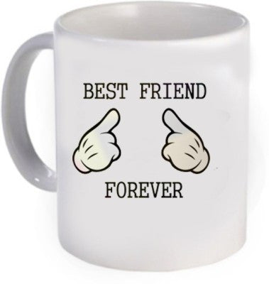 Chitchat Cafe Best Friend Forever Mugs