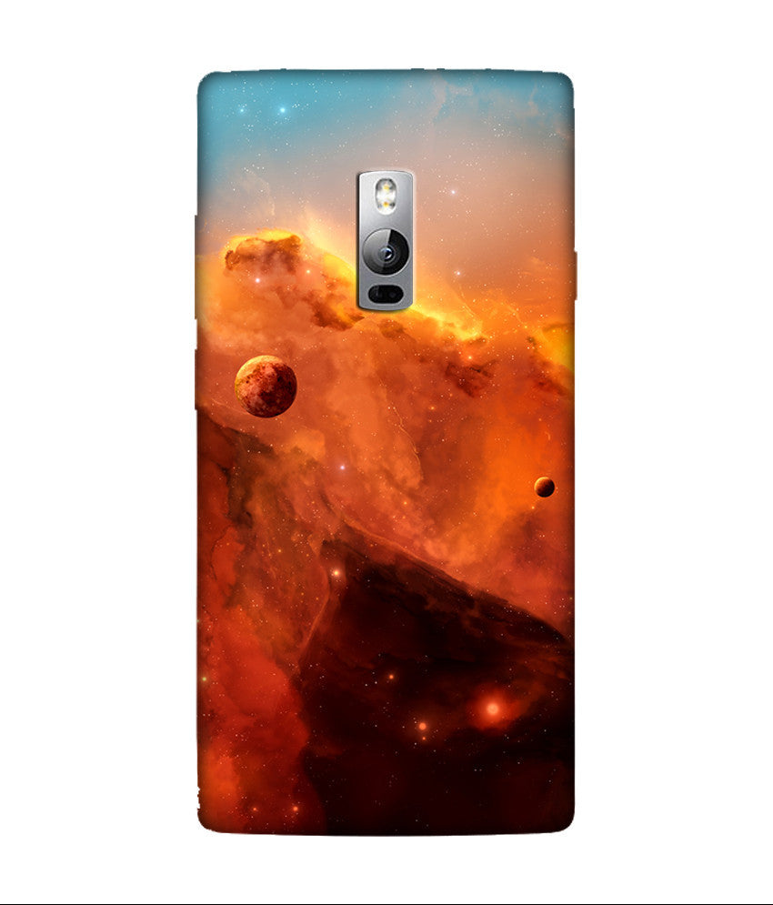 Creatives 3D Space OnePlus Case