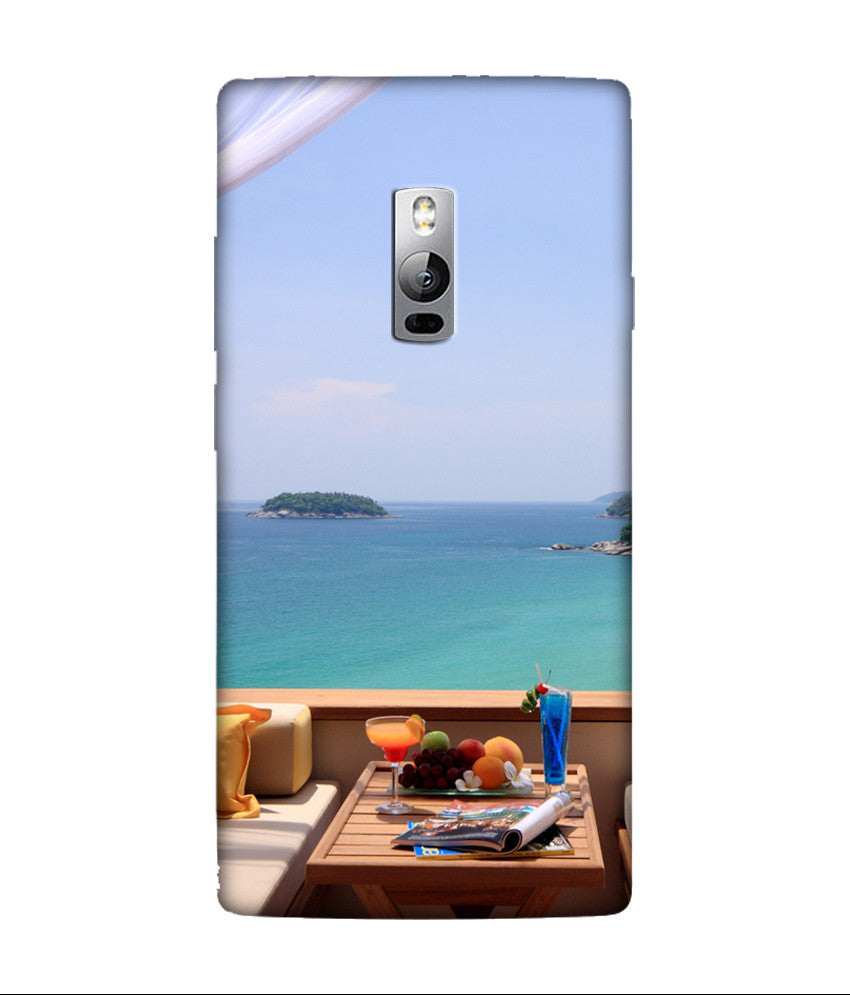 Creatives 3D Ocean OnePlus Case