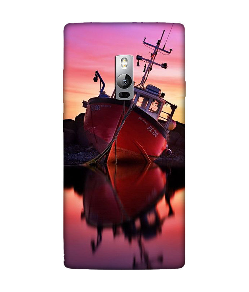 Creatives 3D Ship OnePlus Case