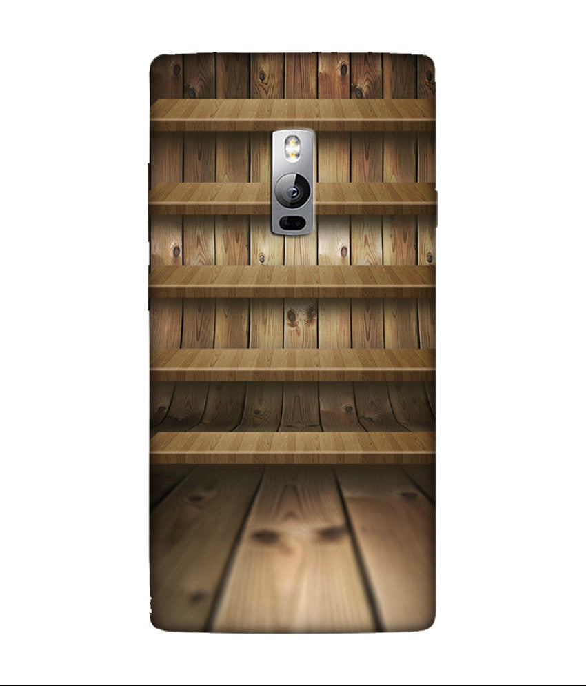 Creatives 3D Wooden Pattern OnePlus Case