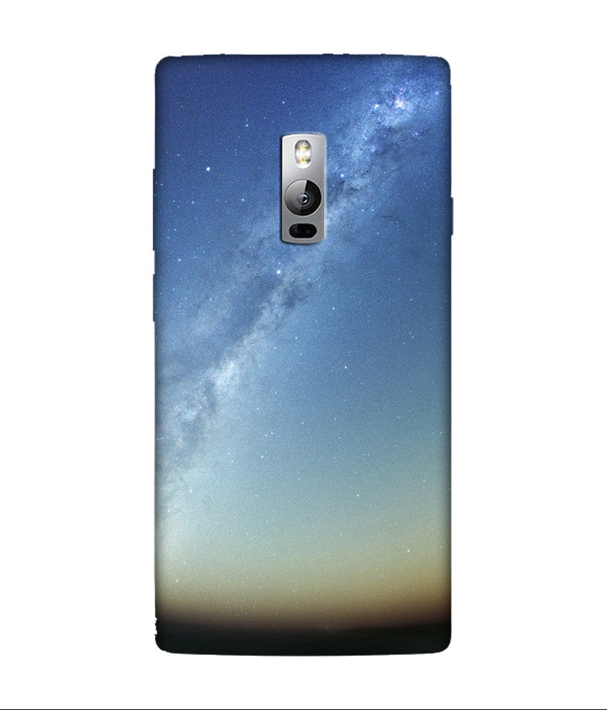 Creatives 3D Milky Way OnePlus Case