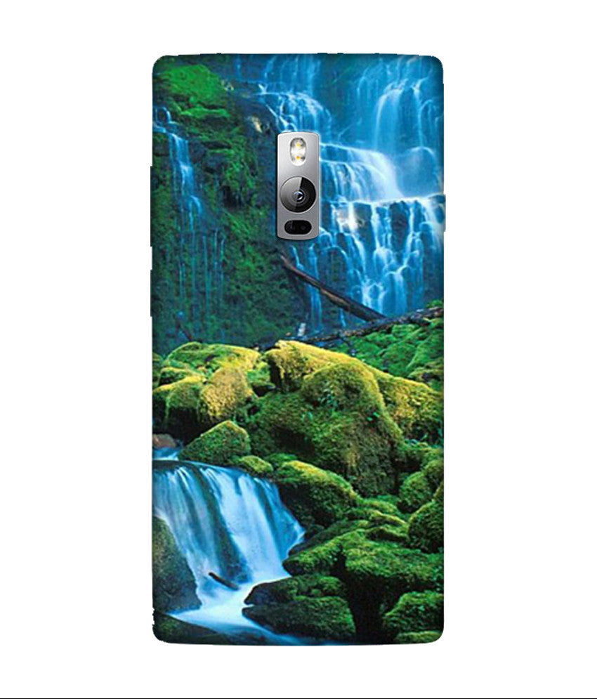 Creatives 3D Waterfall OnePlus Case